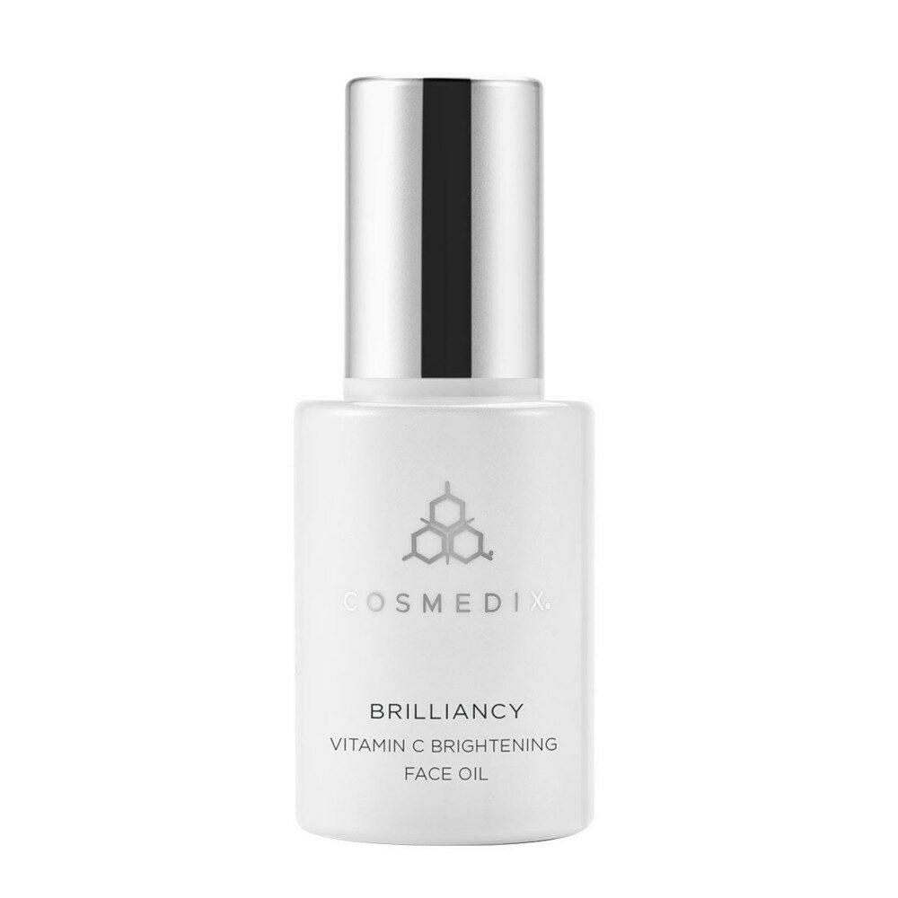 Cosmedix brilliancy face oil