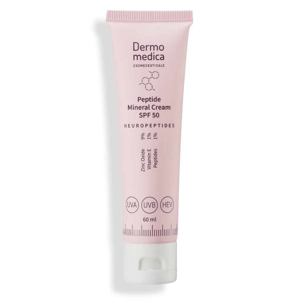 dermomedica peptide mineral cream