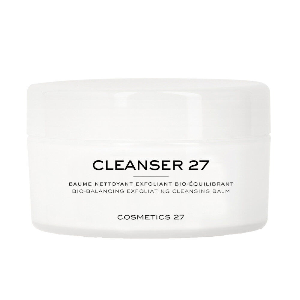 cosmetics 27 cleanser 27