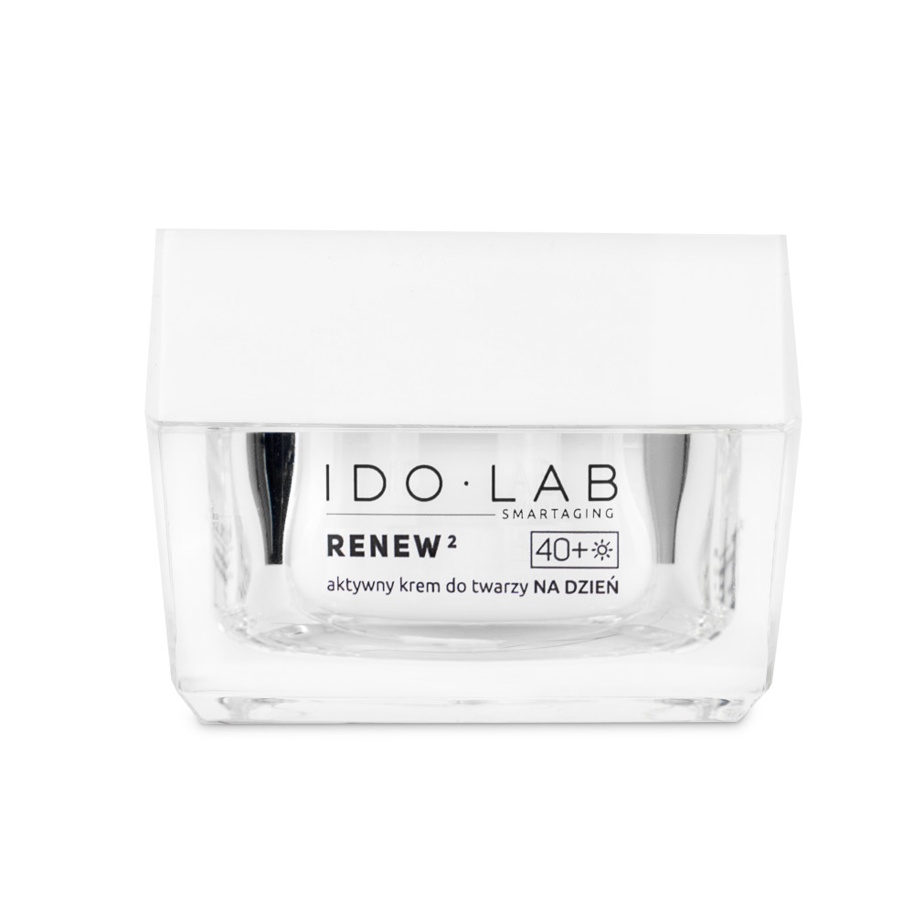 ido lab renew2 krem na dzień 40+